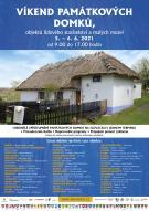 Víkend památkových domků 2